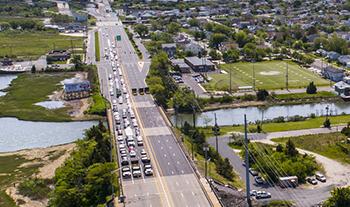 Professional Traffic Control - Flagging Services | PA, MD, DE, VA