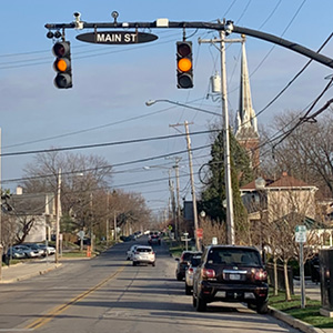 Connected Vehicle Traffic Innovation Comes to Main Street